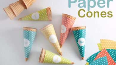 Photo of 5 Successful Paper Cones Packaging Types For Branding