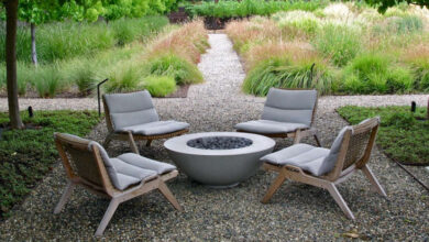 Photo of What are the different types of garden furniture to make the space look beautiful?