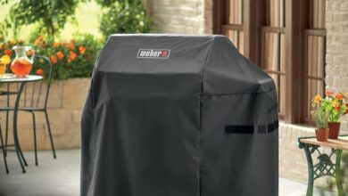 Photo of Get to know the importance and performance of grill covers to decide whether or not to in them